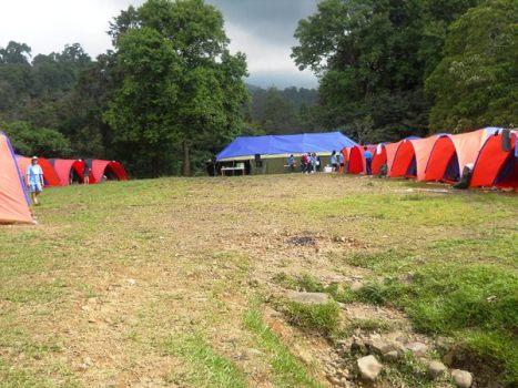 jasa penyewaan tenda kemping