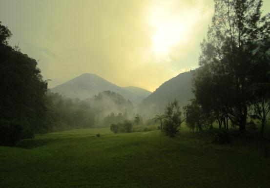 Paket Camping Bukit Golf Camp Cibodas