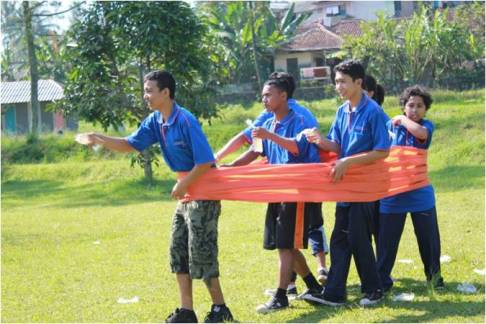 Youth Kids Outbound Cibodas
