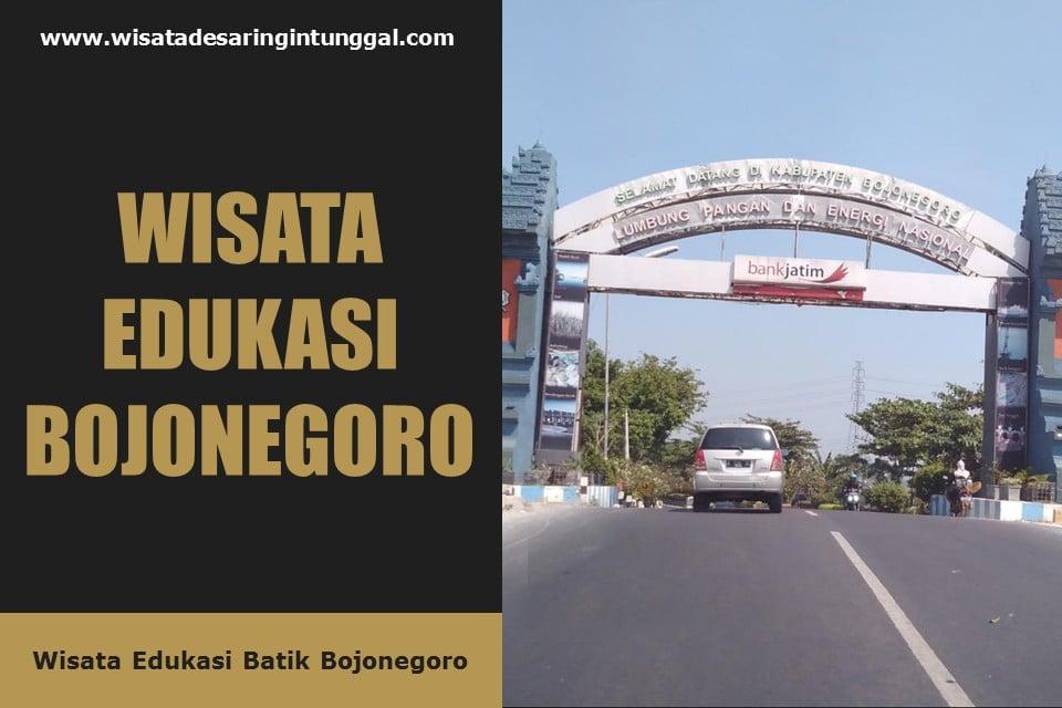 Wisata Edukasi Anak Sekolah PAUD TK RA SD MI Bojonegoro