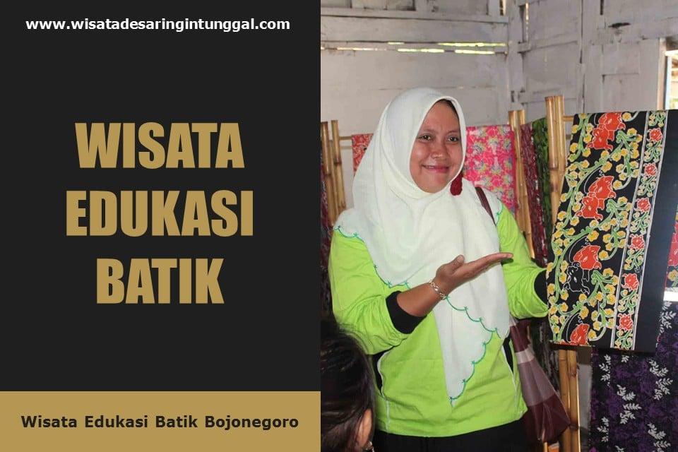 wisata edukasi batik