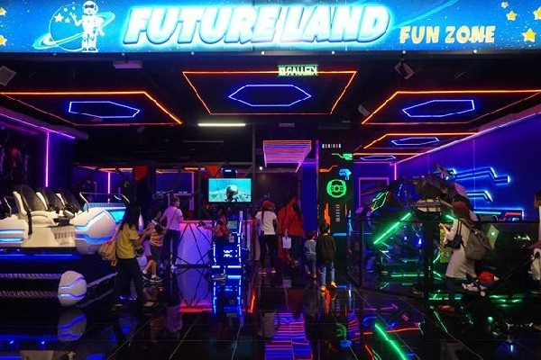 Future Land Fun Zone Gurney Plaza Mall