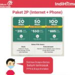 Paket Indihome Internet Only 2019, 2020, & 2021!