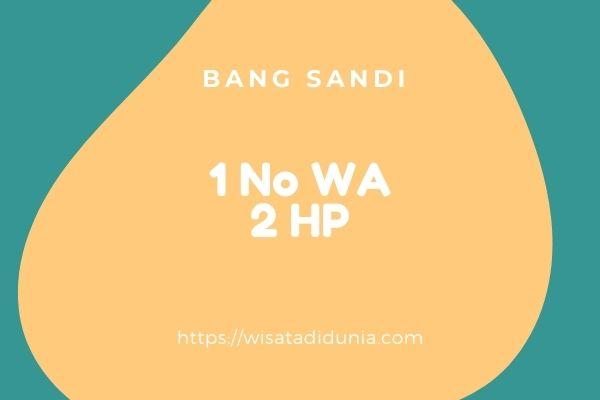 cara 1 no wa di 2 hp tanpa whatsapp web