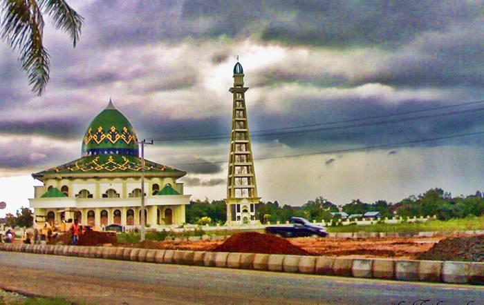 Masjid Agung Al- Munawwarah