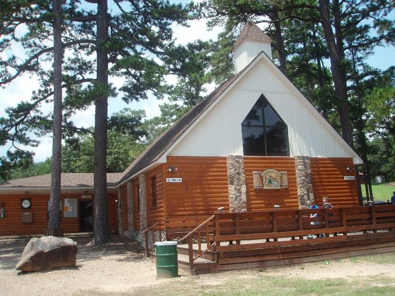 Kiamichi Baptist AssemblyChapel