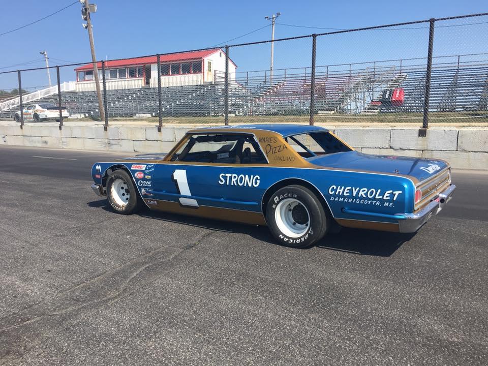 Wiscasset Speedway Big Fast Fun