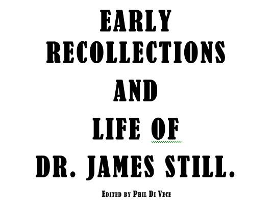 Dr Still title