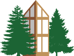 Wiscasset Woods Lodge Logo