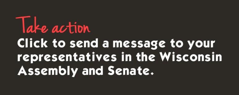 Message to representatives