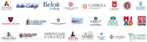 WI Private College Logos