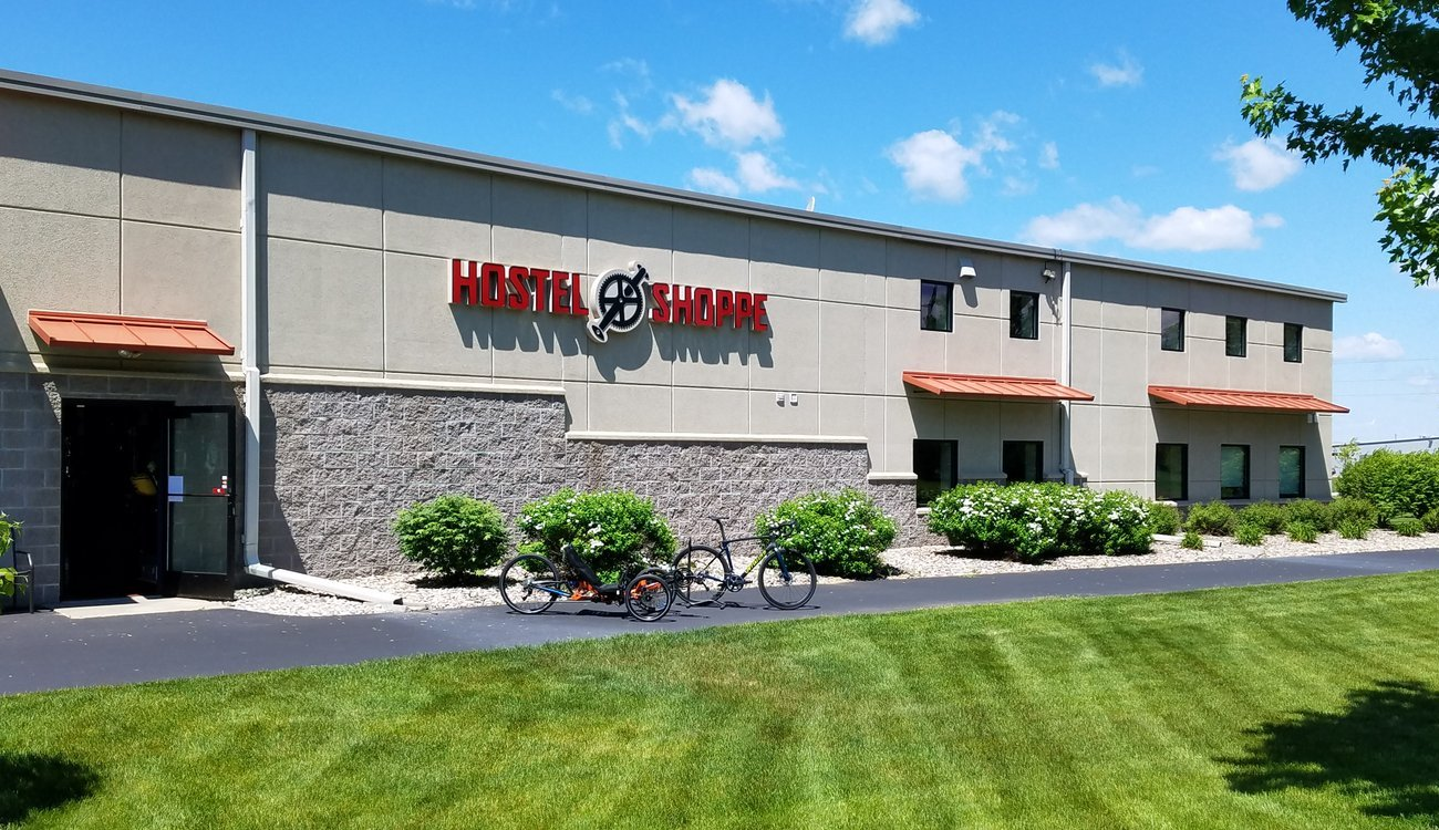 Hostel Shop bike shop in Stevens Point