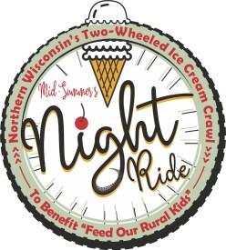 logo for Mid-summer's night ride