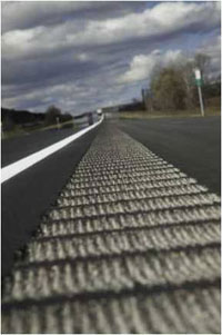 Wisconsin Department of Transportation Rumble strips