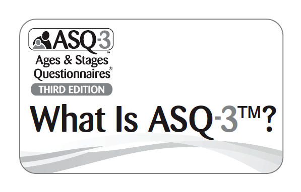 Ages and States Questionnaire (ASQ-3) Overview » Wisconsin