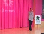 Nick Becker, Spoken Word Performance