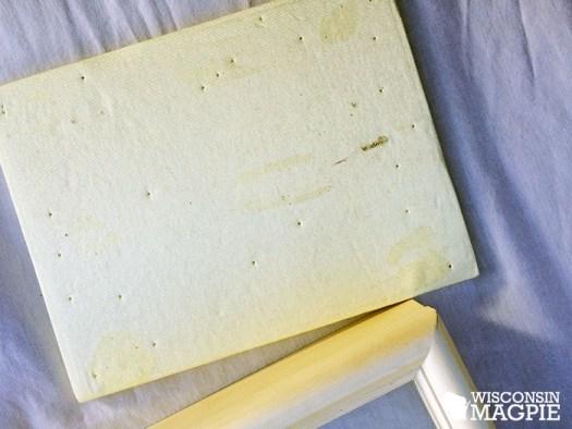 shadow box backer board