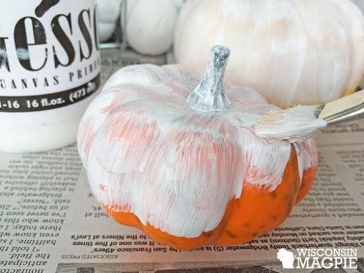 pumpkin craft project