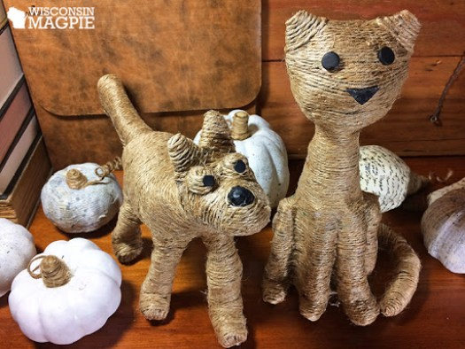 dog and cat craft project