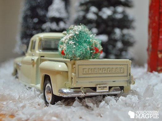 toy Chevy truck