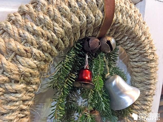 sisal wreath
