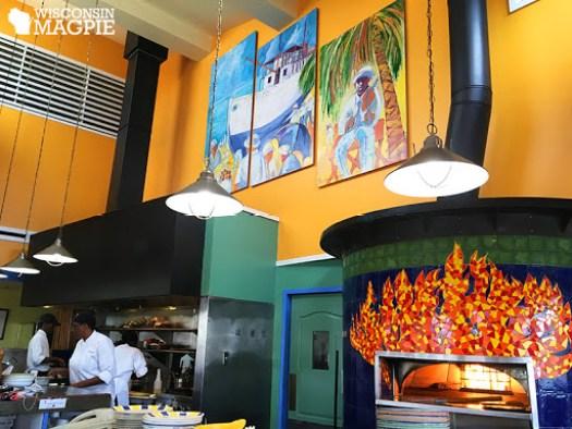 Grand Cayman cafe