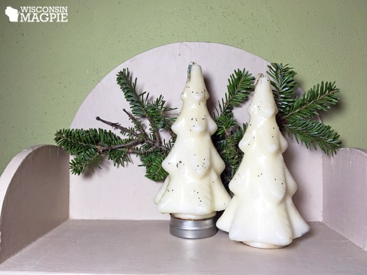 Gurley Christmas tree candles