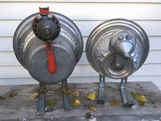 recycled turkeys