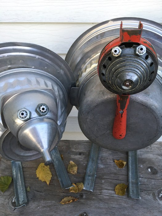 vintage kitchenware turkeys