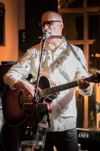 [CANCELLED due to inclement weather] Colonnade Cafe Concerts at the Wilson Center: Dave Ciccantelli @ Sharon Lynne Wilson Center for the Arts Outdoor Colonnade