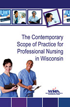 Contemporary Scope of Practice for Professional Nursing in Wisconsin - Cover Image