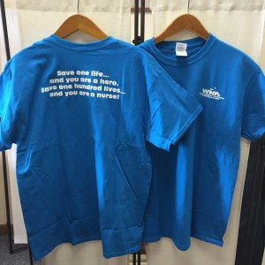 WNA Nursing Hero T-Shirt