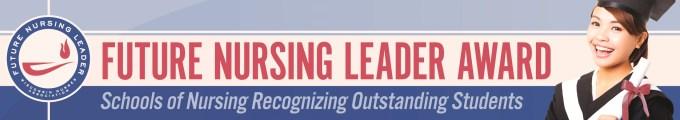 Future Nursing Leader Award Print Header 2550w