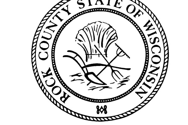 Rock County Seal