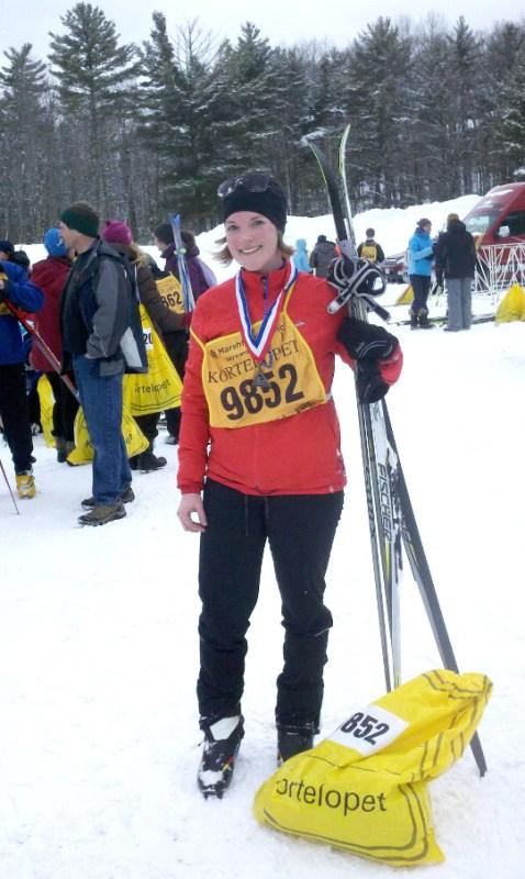 2013 Korte finish