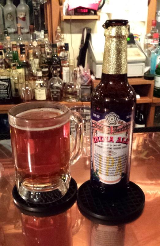 Beer at Club 77 in Hayward