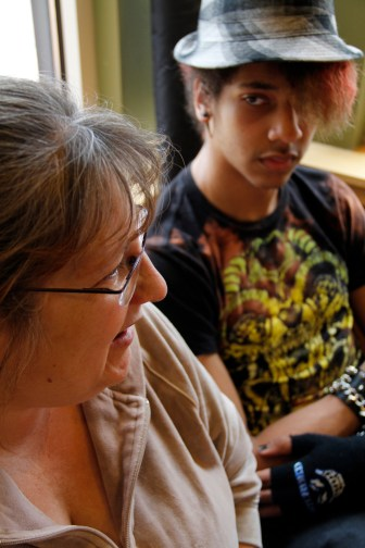 Paula Buege says state-sponsored mental health care is the difference between being mentally ill and mentally well for her and her son, Donovan Richards. But they may lose access to their medications if certain changes are made to Wisconsin's Medicaid program.