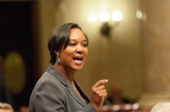 """State Sen. Lena Taylor, D-Milwaukee, has received a significant number of abuse complaints from Waupun, saying these """"seemed to rise in 2013."""""""