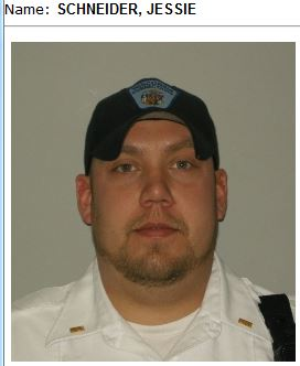 Correctional officer Lt. Jessie Schneider is also frequently mentioned in allegations of inmate abuse.