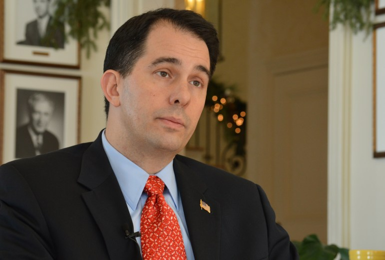 WCIJ's coverage of Wisconsin Gov. Scott Walker stealth government won a bronze award for Best Public Service Story or Series.
