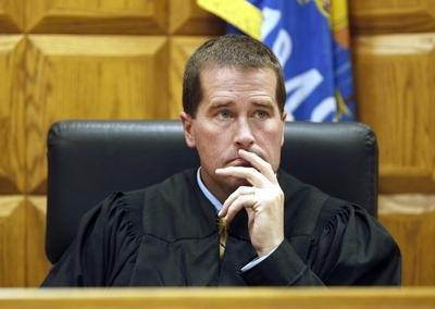 Outagamie County Circuit Court Judge Mark McGinnis.