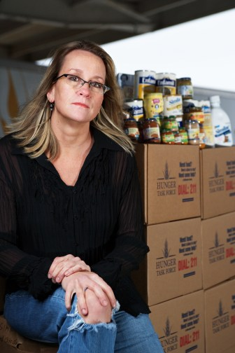 """Sherrie Tussler, executive director of the Hunger Task Force in Milwaukee, thinks the FoodShare fraud crackdown is politically motivated: """"Everybody needs a scapegoat and it seems like the poor are the scapegoat in Wisconsin."""""""