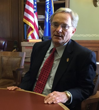 Assembly Minority Leader Peter Barca, D-Kenosha, is a member of the Wisconsin Economic Development Corp. board. He accuses the agency of hiding problems that the board is charged with helping to solve. Most of the bad news about WEDC, he said, has been unearthed by the media.