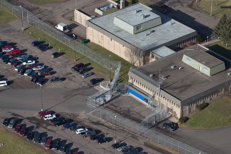 The complex including Lincoln Hills School for Boys and Copper Lake School is seen in this 2015 file photo. Critics charge that a trauma-informed care approach led to security breakdowns there, but advocates say Lincoln Hills and Copper Lake failed to fully implement the program.