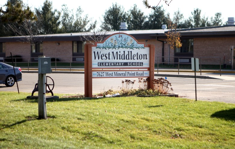 West Middleton Elementary School west of Madison found high levels of lead and copper in its water at the beginning of the school year. Later testing showed the levels were below federal action levels. The school replaced two of the four faucets and plans to replace the other two over winter break.