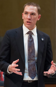 State Sen. Chris Larson, D-Milwaukee