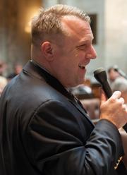 Rep. Josh Zepnick, D-Milwaukee