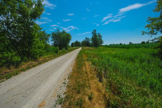Trail on the Prairie