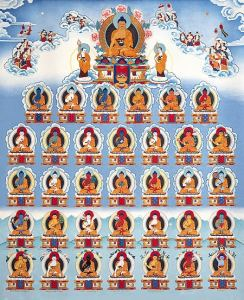 Nghi Thức Sám Lễ Hồng Danh 35 Vị Sám Phật