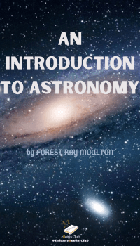 An Introduction to Astronomy
